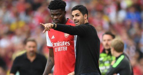 Arsenal squad availability as Mikel Arteta faces Thomas Partey decision