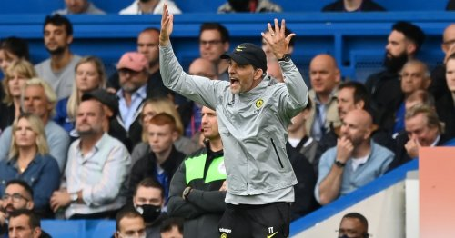 Tuchel shows his frustration with Werner as Chelsea lose out against Man City