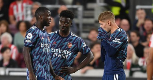Smith-Rowe and Saka's impact has reduced Pepe's time to succeed at Arsenal
