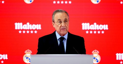 Florentino Perez fires warning to Man United and Man City over Super League