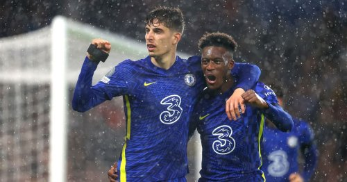 Hudson-Odoi will play a key role in Chelsea if Tuchel plays his cards right