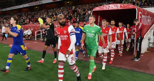 Watching Arsenal vs Wimbledon proved tricky as attending fans come to the rescue