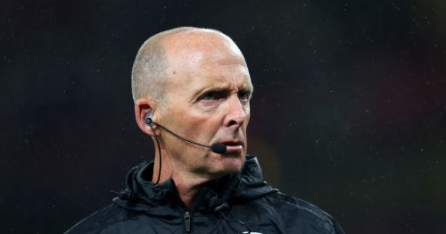 Mike Dean will not referee a game this weekend after James McArthur incident