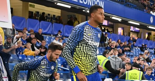 Meet Xavier Mbuyamba, the Chelsea youngster on the bench vs Aston Villa