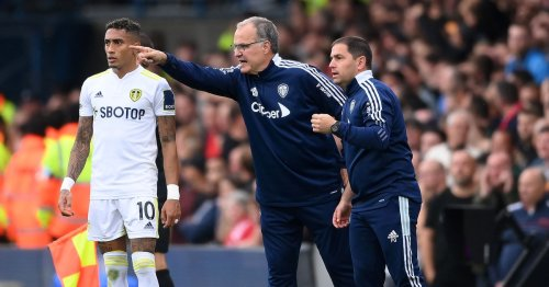 Marcelo Bielsa could be without Raphinha for Arsenal vs Leeds United