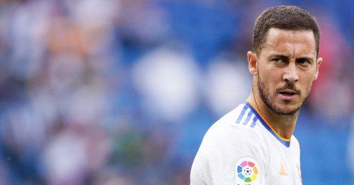 Ancelotti suggests Hazard has an overload ahead of Shakhtar Donetsk clash