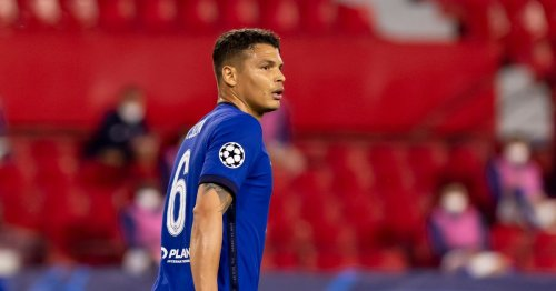 Thiago Silva open to Chelsea stay amid World Cup 2022 aims with Brazil