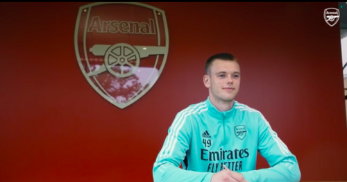 Karl Jakob Hein can help save Arsenal millions after signing new contract