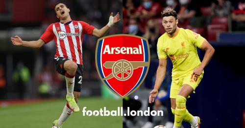 Arsenal news and transfers live: Oxlade-Chamberlain link, Calvert-Lewin race