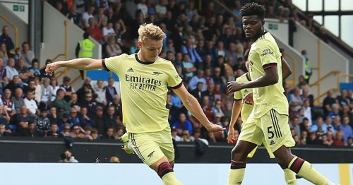 Odegaard can become Arsenal's permanent free-kick taker after Burnley goal