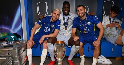 Mendy and Jorginho suggest Chelsea are ready to fight for multiple trophies