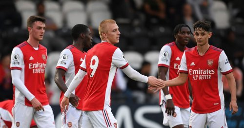 Charlie Patino and other Arsenal youngsters who could feature vs AFC Wimbledon