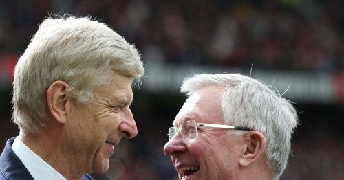 Arsenal fans revel in Ferguson admission which is gutting for United fans