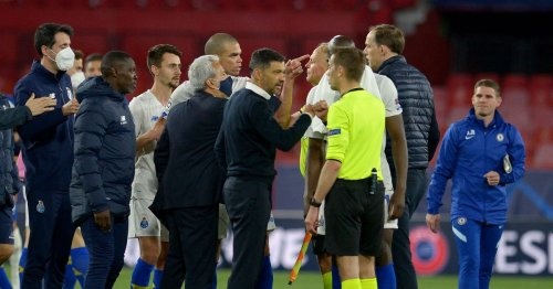Why Thomas Tuchel clashed with Pepe after Chelsea secured semi-final spot