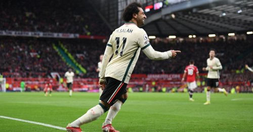 Mohamed Salah always knew he wanted to play for Liverpool amid Chelsea spell