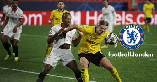 Chelsea news and transfers live: £110m Lukaku swap deal, Kounde 'agreement'