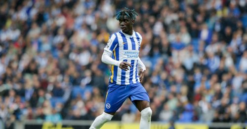 Arsenal target Yves Bissouma insists he will leave Brighton in the future