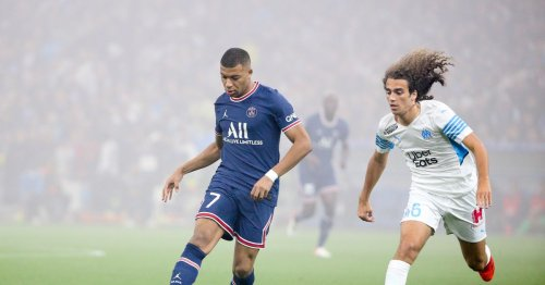 Marseille ready to sign Guendouzi permanently as Mbappe is shackled by Saliba