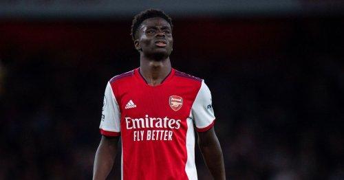 Arsenal injuries and team news as Mikel Arteta waits on Bukayo Saka fitness