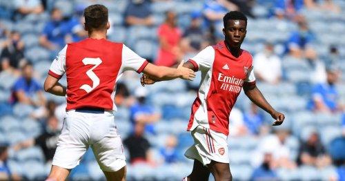 Arsenal half time ratings vs Milwall as Tierney impresses but Nketiah struggles