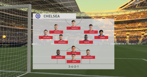 We simulated Chelsea vs Leicester City to see what happened in the FA Cup final
