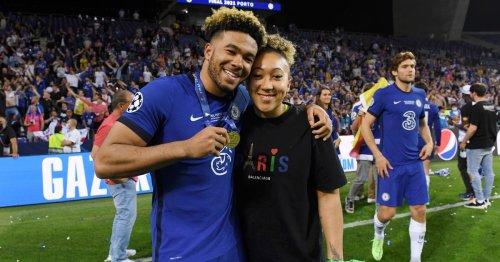 Reece James welcomes sister Lauren to Chelsea after Man Utd transfer confirmed