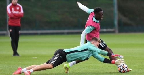 Leno and Balogun among players who could leave as Arsenal plan squad clear-out