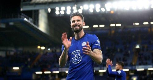 Chelsea confirm Olivier Giroud exit as striker follows Fikayo Tomori to AC Milan