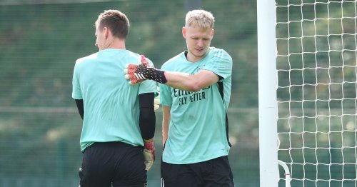 Ramsdale has improved standards to create squad competition at Arsenal