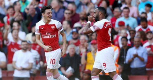 Arsenal risk repeating Mesut Ozil mistake with Alexandre Lacazette contract