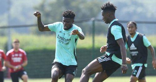 Sambi Lokonga can be Arsenal's Xhaka replacement vs Burnley as Partey returns