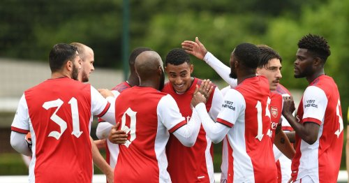 Arsenal ratings vs Watford as Azeez scores stunner while Partey and Tierney star