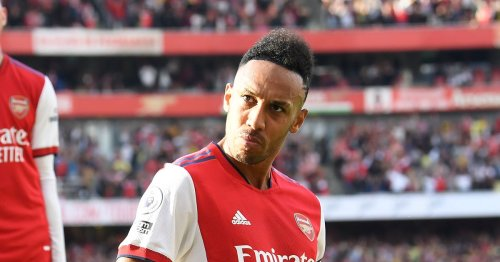 Pierre-Emerick Aubameyang copies iconic Thierry Henry celebration against Spurs