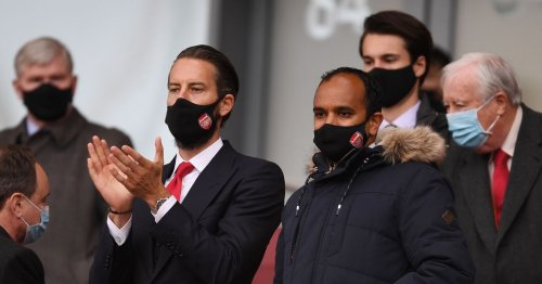 Mikel Arteta has the backing of Arsenal's owners for now
