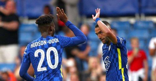 Chelsea fans excited about Hakim Ziyech after pre-season brace vs Tottenham