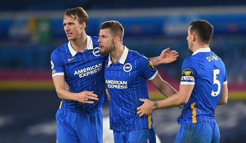 Premier League - Match Overview for Brighton and Hove Albion vs Everton April 12, 2021 | Football365