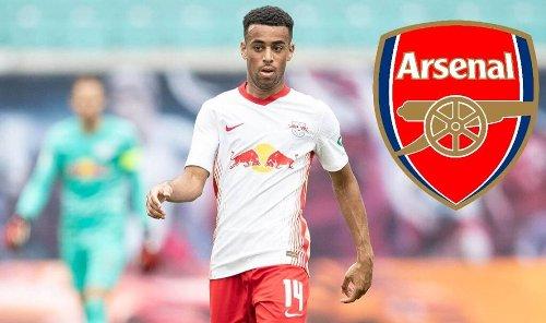 Arsenal in pursuit of RB Leipzig midfielder Tyler Adams