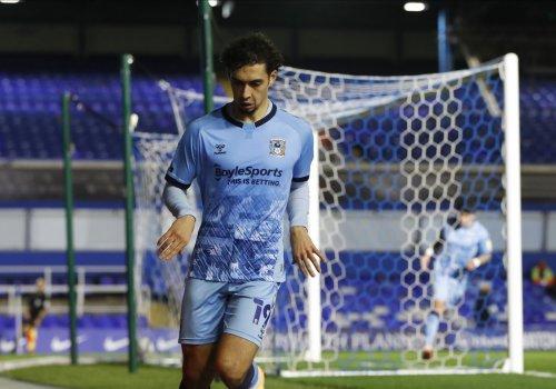 Coventry fans should love Tyler Walker's comments after netting against Blackburn