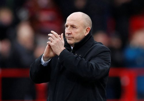 John Coleman reflects on time at Morecambe ahead of Accrington clash