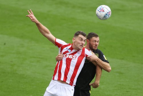 Experienced Stoke City poised to complete transfer away
