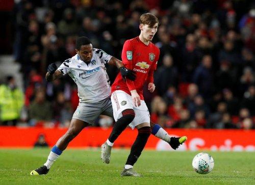 Sheffield United enter race for Manchester United transfer agreement
