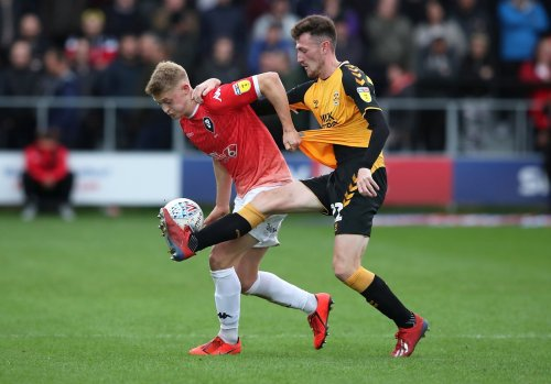 Sources: Harrogate Town set to swoop for 15-goal promotion hero ahead of 2021/22