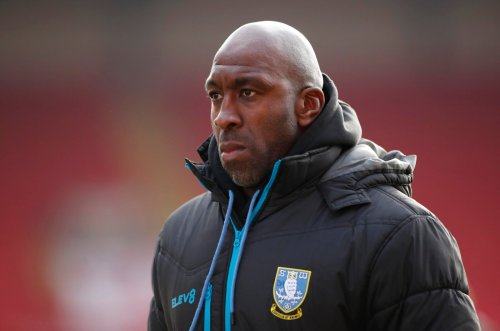 Darren Moore makes Sheffield Wednesday transfer admission