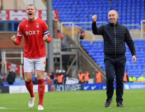 High-profile Nottingham Forest fan sends passionate message praising key figure