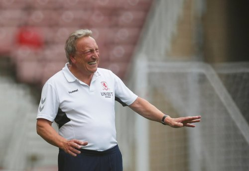 Neil Warnock ponders over player's immediate future with Middlesbrough as EFL clubs circle