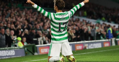Jota hits first Celtic goal in win over Raith as Hoops set up Premier Sports Cup semi final against St Johnstone