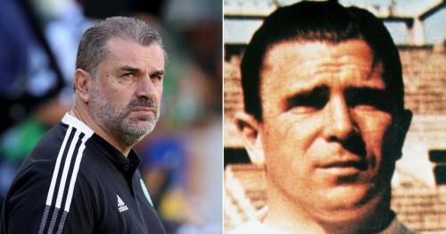 Celtic boss Ange Postecoglou hails Ferenc Puskas for influence on his career