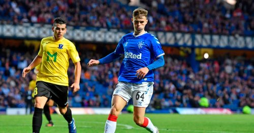 Josh McPake on leaving the Rangers comfort zone and why he looks up to Ryan Kent