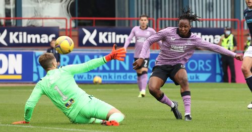 Rangers earn hard-fought 1-0 win over Dundee thanks to Joe Aribo strike