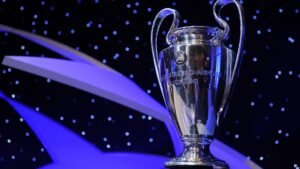 All semi-finalists of the football Champions League have been determined
